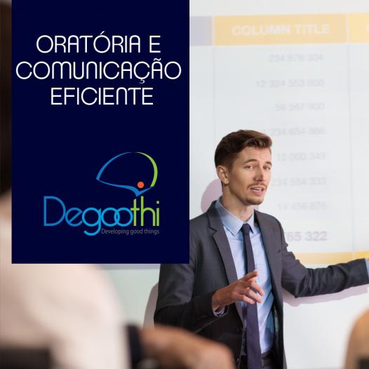 Oratória e comunicação eficiente