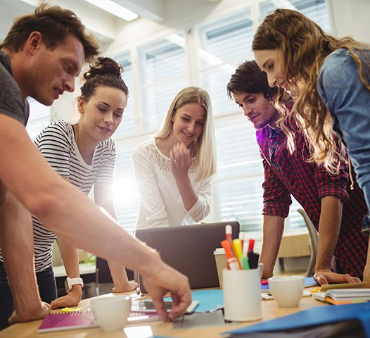 5 dicas para construir um time inovador