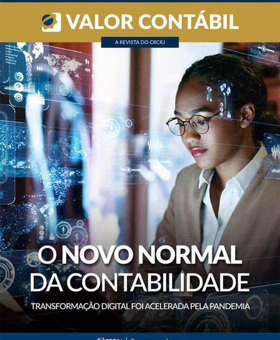 Revista Valor Contábil – O Novo Normal da Contabilidade